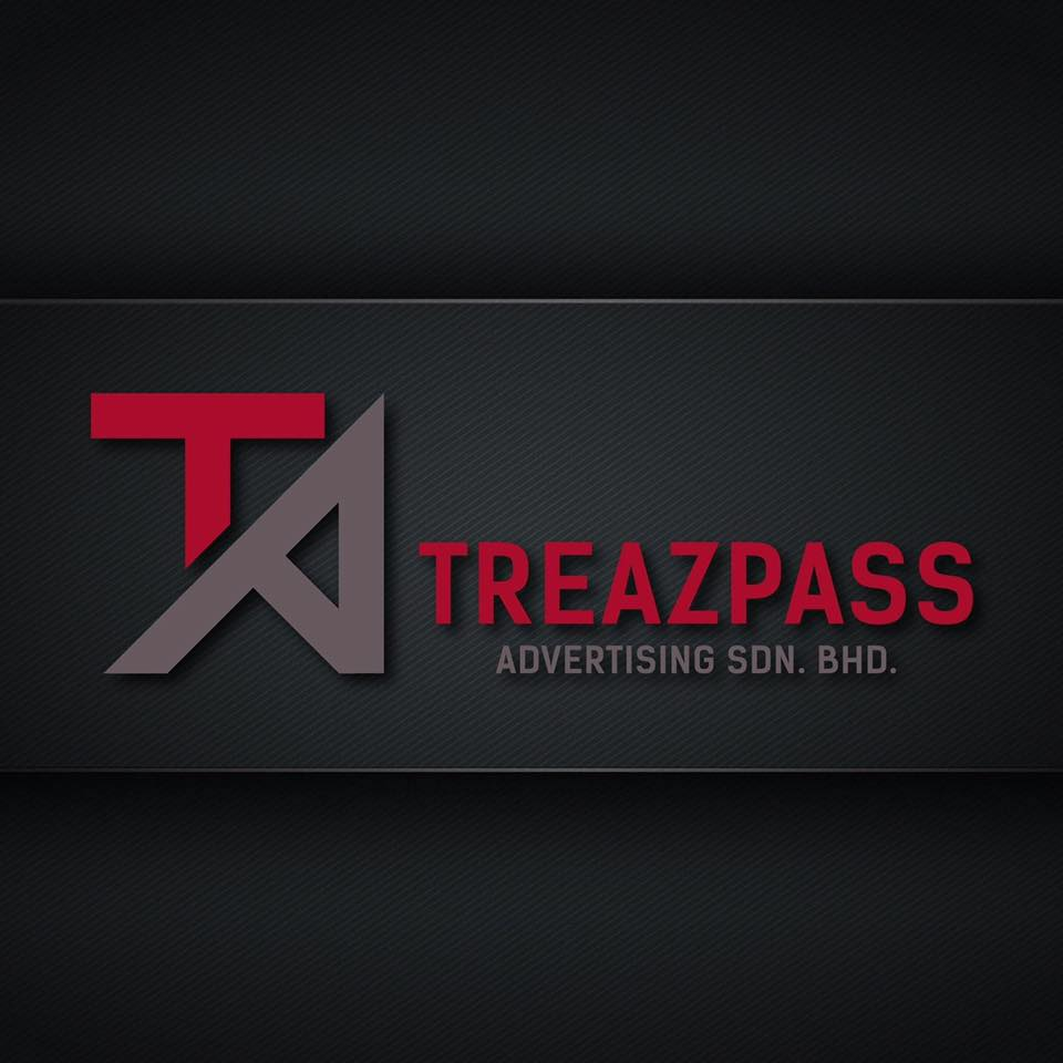Treazpass Logo Black